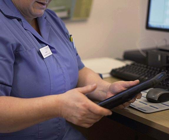 Device Nurse Ipad