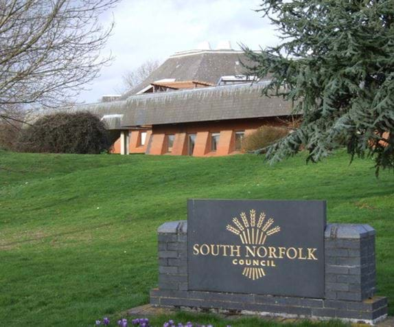 South Norfolk Offices (Creative Commons Attribute Required)